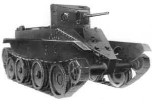 Танк БТ-2. История создания, характеристики, боевое применение