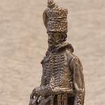 Оловянная миниатюра офицер 15-го лёгкого драгунского полка Короля. Великобритания. 1808-13 гг.