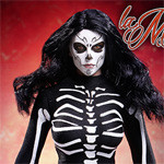 миниатюра (action toy) La Muerta от Phicen