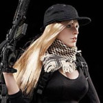 Female shooter by Very Cool Toys