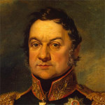 Дмитрий Сергеевич Дохтуров. Портрет.