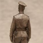 Оловянная миниатюра генерал Брусилов Алексей Алексеевич