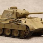Масштабная модель танка Пантера. Звезда. #5010