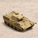 Масштабные модели танка Пантера