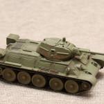 Масштабная модель танка Т-34. Easy Model. 36264.