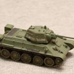 Масштабная модель танка Т-34. Easy Model. 36267.