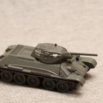 Масштабная модель танка Т-34. Танки Мира (Польша) №4.