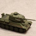 Масштабная модель танка Т-34. Танки Мира №1.