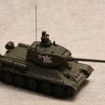 Масштабная модель танка Т-34.Unimax. Forces of Valow. 85618.