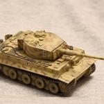 Масштабная модель танка Тигр. Dragon Model.
