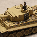 Масштабная модель танка Тигр. Unimax. Forces of Valor.