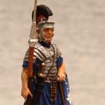 Оловянная миниатюра римский легионер