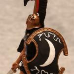 Оловянная миниатюра Феспийский гоплит