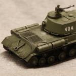 Масштабная модель танка ИС-2. Звезда. 1:72