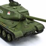 Масштабная модель танка ИС-2. Звезда. 1:72.