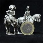 Оловянные кавалеристы 28 мм.