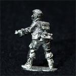 Оловянный солдатик.28 мм.