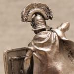 Оловянная миниатюра ртмский центурион