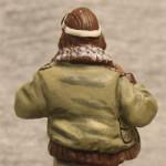Оловянная миниатюра Ли Арчер