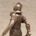 Оловянная миниатюра гладиатор