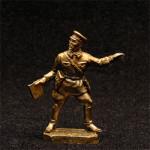 Набор цинковых солдатиков Оборона брестской крепости
