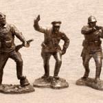 """Набор оловянных миниатюр """"Брестская крепость"""""""