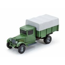 Модель советского грузовика ЗИС-5. Масштаб 1:100.