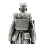 Оловянная миниатюра гренадер Баденского лейб-гренадерского полка 109