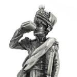 Оловянная миниатюра гренадер второго пехотного полка Нассау 1810