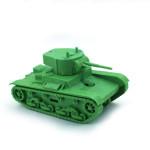 П.О. МИР. Масштабная модель Т-26.