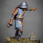 Автор: Андрей Петренко. Миниатюра Тосканский рыцарь.