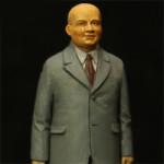 Набор пластмассовых миниатю Сталин и Ко. Производитель ICM. Хрущёв.