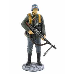 Спецвыпуск Солдаты Великой Отечественной войны. Обер-ефрейтор пехотного полка с пулемётом MG-34