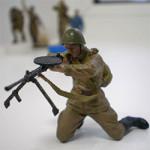 Миниатюры Советские бойцы. Автор: Дмитрий Чибисов