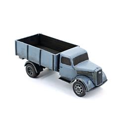 Модель немецкого грузовика Opel Blitz. Масштаб 1:100. Звезда.