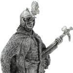 Оловянная миниатюра Польский гусарский товарищ