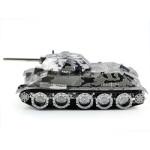 Сборная металлическая модель танка Т-34