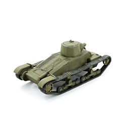 Модель британского пехотного танка Матильда MK-1. Масштаб 1:100. Звезда.