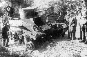 БТ-2 смена траков