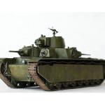 Масштабная модель Т-35А. Автор Svol.
