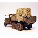 Масштабная модель ГАЗ-ААА. Автор - Stormer
