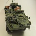 Масштабная модель LAV III TUA. Автор Tony86.