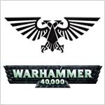 Миниатюры из Warhammer 40k